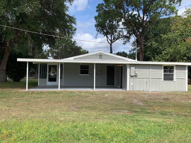 206 Boone Drive, Auburndale, FL 33823 (MLS #S5025118) :: Florida Real Estate Sellers at Keller Williams Realty