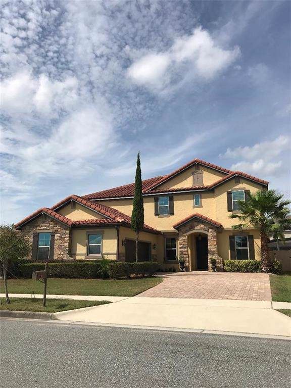 12023 Gold Creek Trail, Windermere, FL 34786 (MLS #S5025137) :: Homepride Realty Services