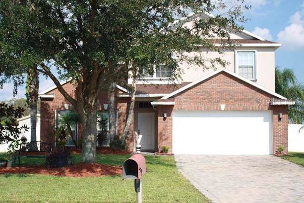2703 Eagle Canyon Drive S, Kissimmee, FL 34746 (MLS #S5025192) :: Homepride Realty Services