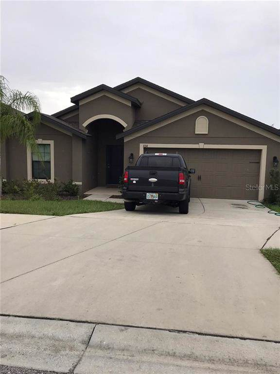 834 Laurel View Way, Groveland, FL 34736 (MLS #S5025217) :: Cartwright Realty