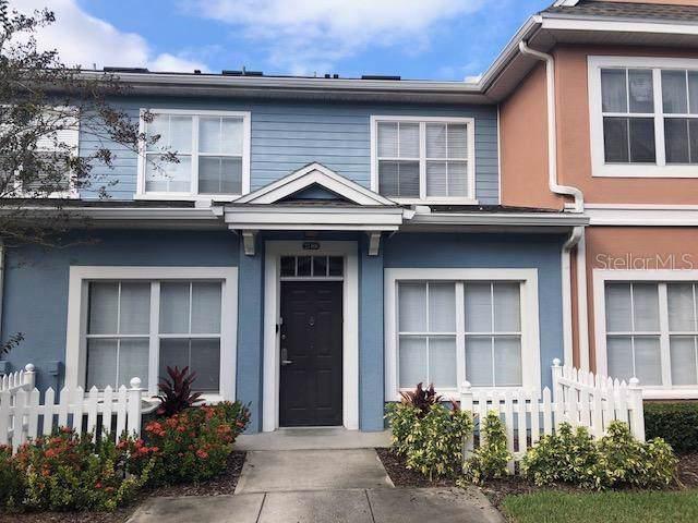 2208 San Vittorino Circle #106, Kissimmee, FL 34741 (MLS #S5025780) :: The Light Team