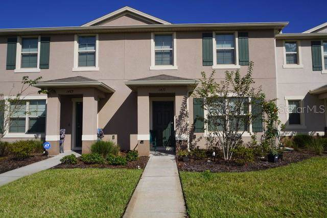 1471 Twin Valley Terrace, Kissimmee, FL 34744 (MLS #S5026066) :: Griffin Group