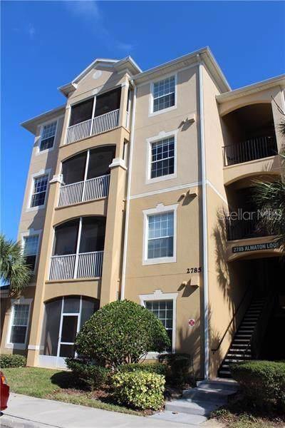 2785 Almaton Loop #201, Kissimmee, FL 34747 (MLS #S5026347) :: Armel Real Estate