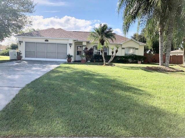 3167 Santa Cruz Drive, Kissimmee, FL 34746 (MLS #S5026353) :: Team Bohannon Keller Williams, Tampa Properties