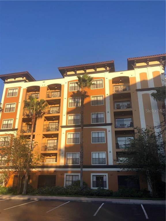 12521 Floridays Resort Drive 108-F, Orlando, FL 32821 (MLS #S5026462) :: Zarghami Group