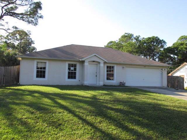 Address Not Published, Palm Bay, FL 32909 (MLS #S5026956) :: Team Bohannon Keller Williams, Tampa Properties