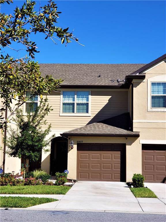 10809 Corsican Street #9, Orlando, FL 32824 (MLS #S5027229) :: Cartwright Realty