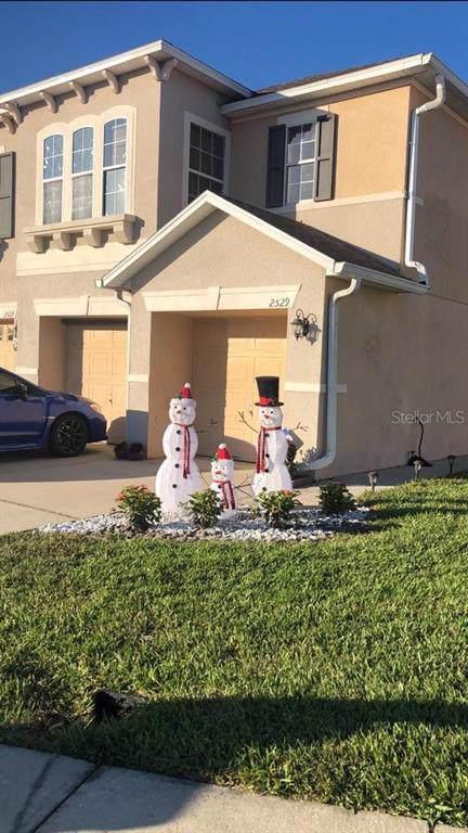 2529 Aventurine Street, Kissimmee, FL 34744 (MLS #S5027559) :: Cartwright Realty