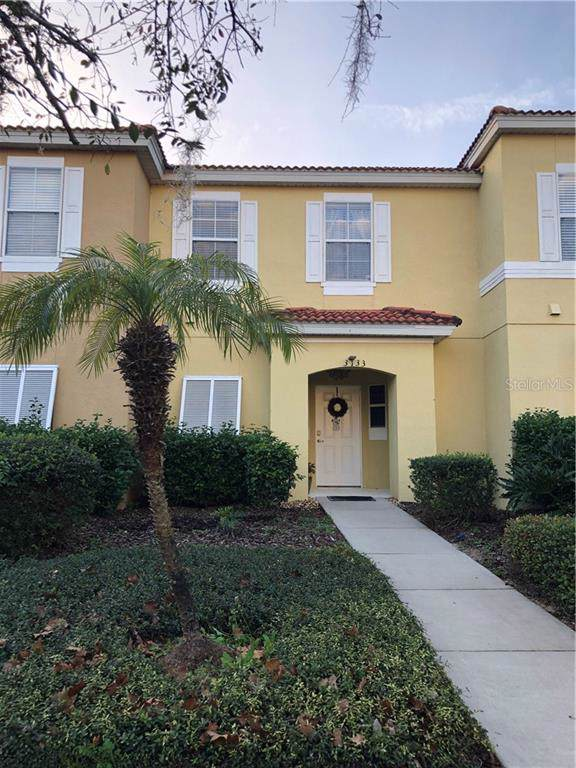 3133 Yellow Lantana Lane, Kissimmee, FL 34747 (MLS #S5028114) :: Team Bohannon Keller Williams, Tampa Properties