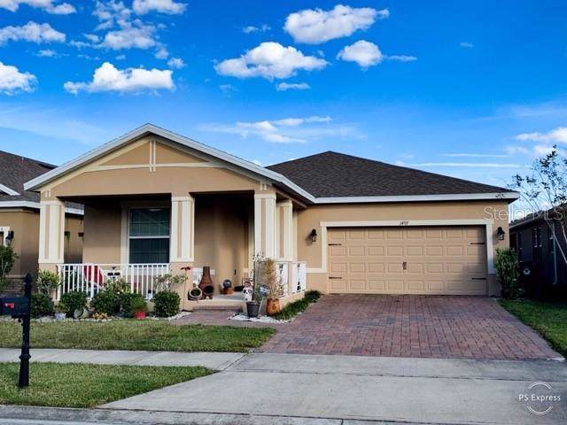 1497 Softshell Street, Saint Cloud, FL 34771 (MLS #S5028370) :: Griffin Group