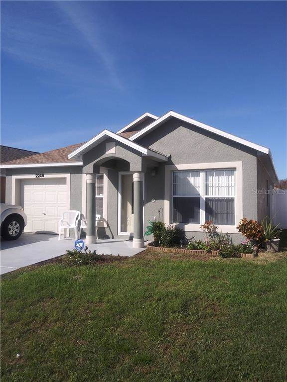 Address Not Published, Kissimmee, FL 34743 (MLS #S5028376) :: Cartwright Realty