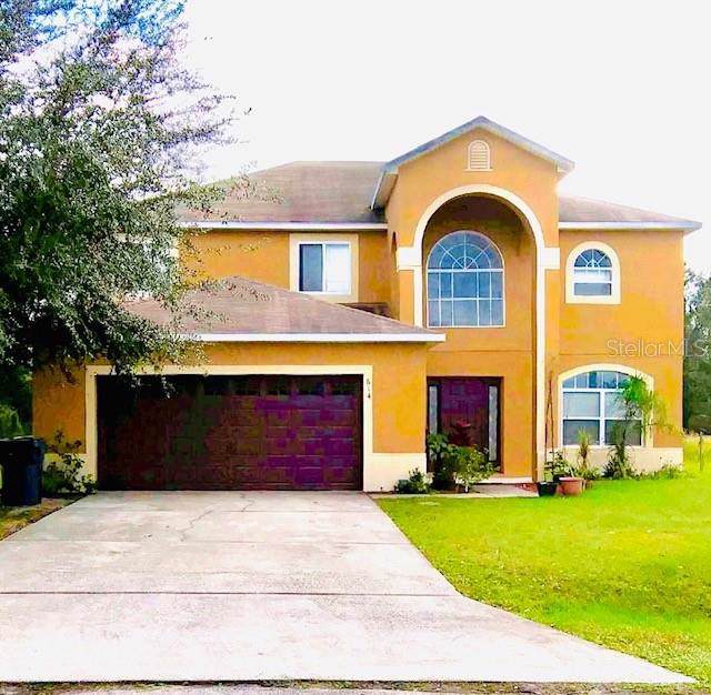 Address Not Published, Poinciana, FL 34759 (MLS #S5028519) :: RE/MAX Realtec Group