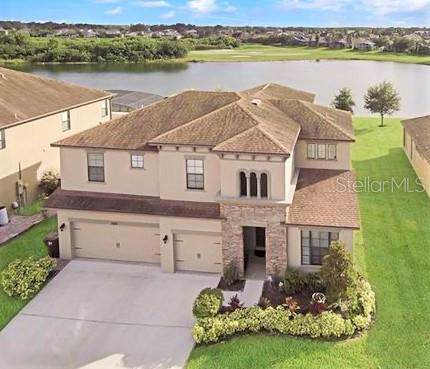 1816 Trophy Bass Way, Kissimmee, FL 34746 (MLS #S5028701) :: Cartwright Realty