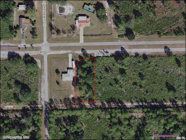 521 Palm Avenue, Indian Lake Estates, FL 33855 (MLS #S5028818) :: RE/MAX Realtec Group