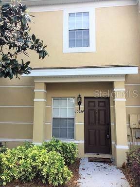 10934 Savannah Wood Drive #144, Orlando, FL 32832 (MLS #S5028883) :: GO Realty