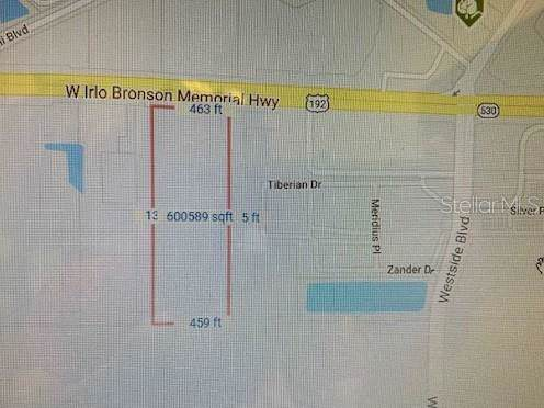 W Irlo Bronson Mem Highway, Kissimmee, FL 34747 (MLS #S5028908) :: Cartwright Realty