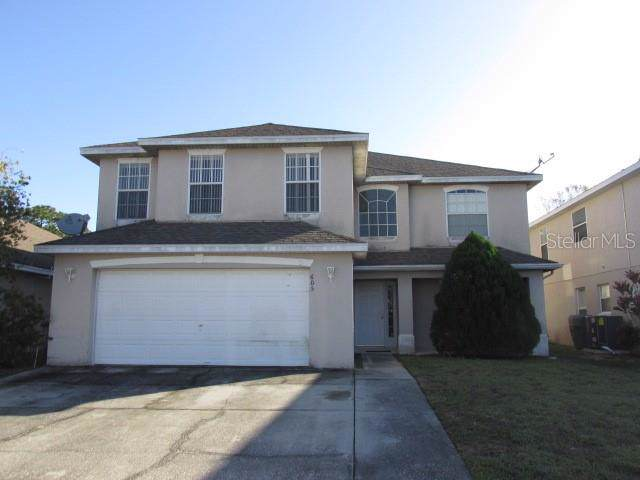 605 Abaco Court, Kissimmee, FL 34746 (MLS #S5028935) :: Griffin Group
