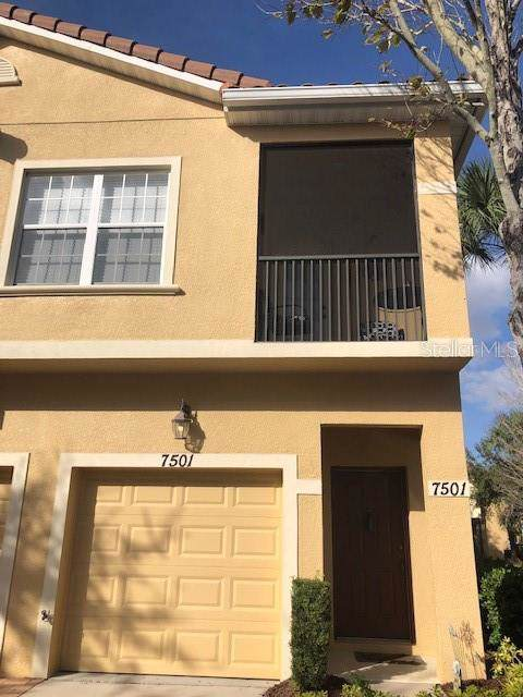 7501 Bliss Way #38, Kissimmee, FL 34747 (MLS #S5028951) :: Cartwright Realty