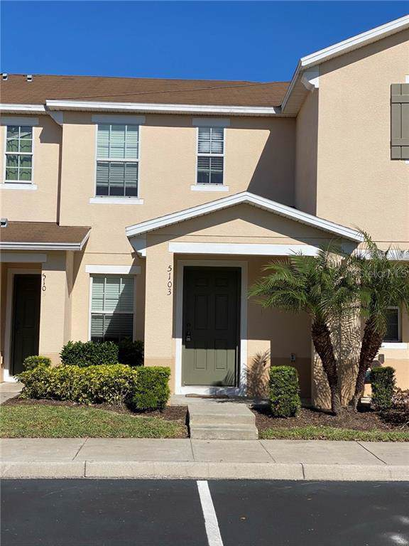 5103 Staniard Drive, Kissimmee, FL 34746 (MLS #S5029105) :: Carmena and Associates Realty Group