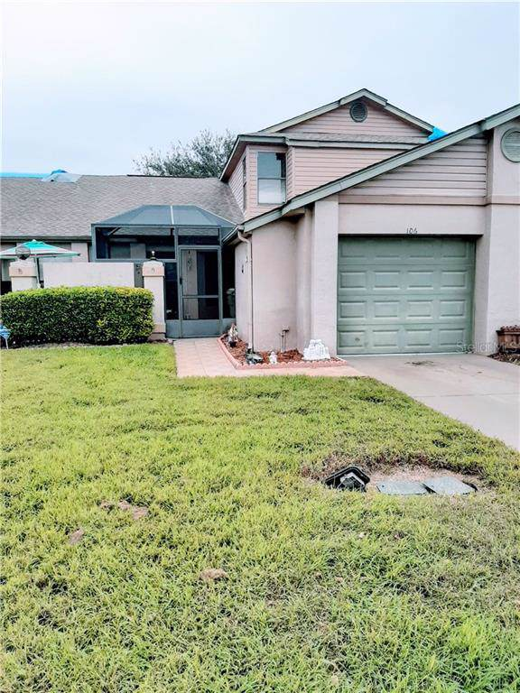 106 Lakepointe Circle, Kissimmee, FL 34743 (MLS #S5029198) :: Cartwright Realty