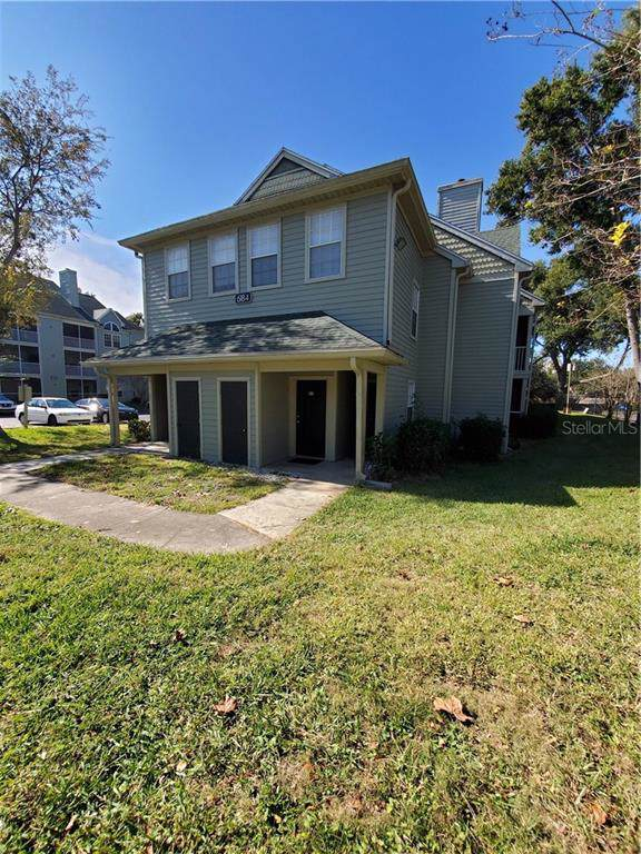 6184 Westgate Drive #203, Orlando, FL 32835 (MLS #S5029288) :: The Figueroa Team