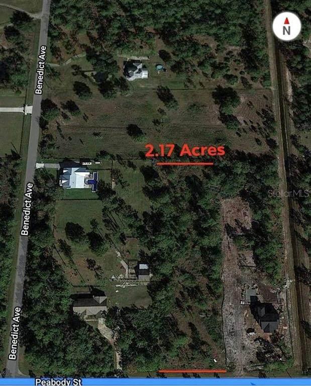 Peabody Street 9A, Orlando, FL 32833 (MLS #S5029756) :: Griffin Group