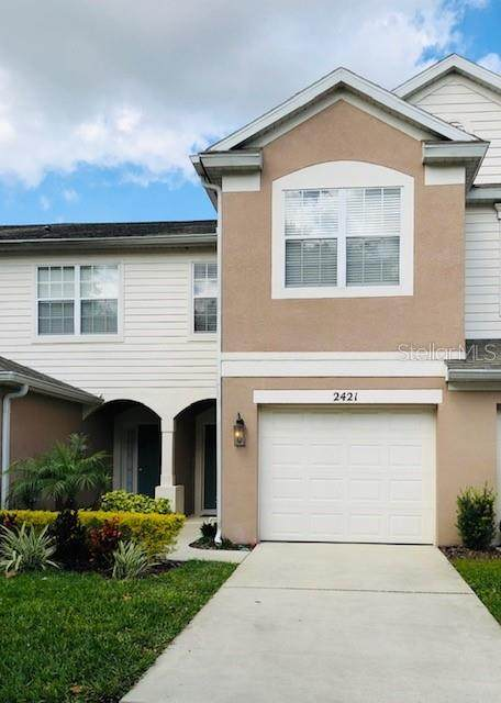 2421 Stockton Drive, Sanford, FL 32771 (MLS #S5030591) :: Cartwright Realty