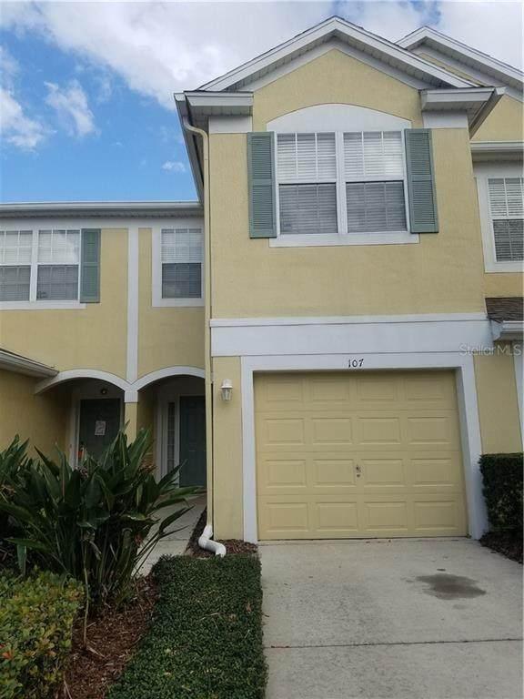 3150 Stowe Street #107, Orlando, FL 32835 (MLS #S5030609) :: Team Bohannon Keller Williams, Tampa Properties