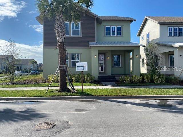 13388 Stoddart Avenue, Orlando, FL 32827 (MLS #S5030615) :: The Dora Campbell Team