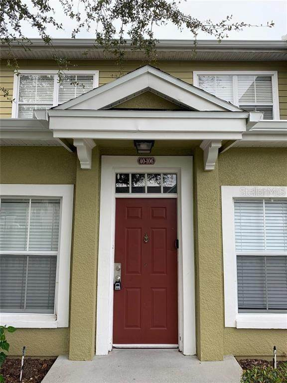 2250 San Vital Drive #106, Kissimmee, FL 34741 (MLS #S5032107) :: Your Florida House Team