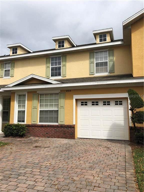 4914 Poolside Drive, Saint Cloud, FL 34769 (MLS #S5032191) :: The Light Team