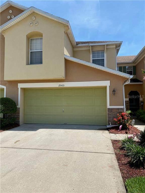 2503 Aventurine Street, Kissimmee, FL 34744 (MLS #S5034876) :: Griffin Group