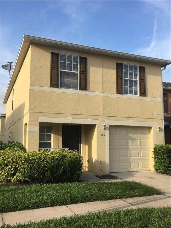 525 Cresting Oak Circle #77, Orlando, FL 32824 (MLS #S5034913) :: Team Borham at Keller Williams Realty