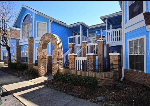 2735 N Poinciana Boulevard #95, Kissimmee, FL 34746 (MLS #S5035522) :: Homepride Realty Services
