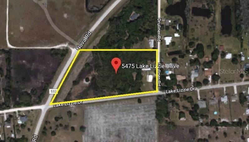 5475 Lake Lizzie Drive - Photo 1