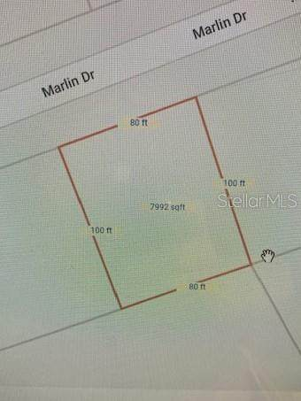 Marlin Drive, Poinciana, FL 34759 (MLS #S5036370) :: Griffin Group