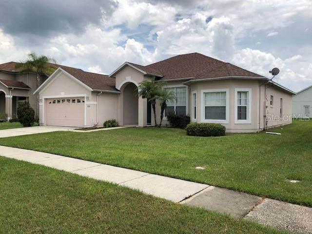 2516 Baykal Drive, Kissimmee, FL 34746 (MLS #S5036416) :: Premium Properties Real Estate Services
