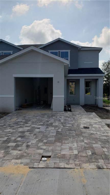 1027 La Mirada Court #167, Kissimmee, FL 34744 (MLS #S5036658) :: Homepride Realty Services