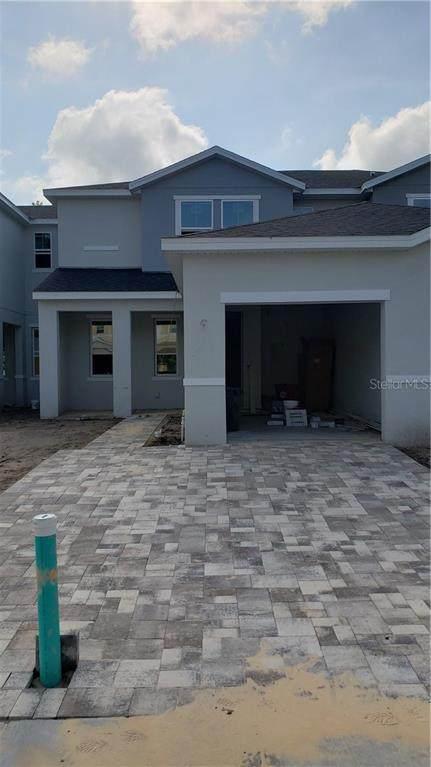 1023 La Mirada Court #169, Kissimmee, FL 34744 (MLS #S5036710) :: Homepride Realty Services