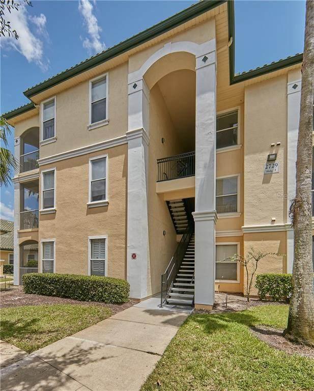 2729 Maitland Crossing Way #102, Orlando, FL 32810 (MLS #S5037590) :: Team Bohannon Keller Williams, Tampa Properties