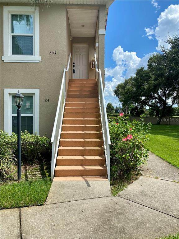 2804 Osprey Cove Place #204, Kissimmee, FL 34746 (MLS #S5038069) :: Cartwright Realty