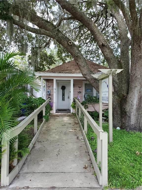 816 Pennsylvania Avenue, Saint Cloud, FL 34769 (MLS #S5038126) :: Team Bohannon Keller Williams, Tampa Properties