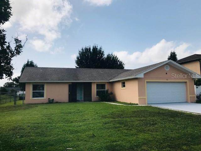 724 Dromedary Drive, Poinciana, FL 34759 (MLS #S5039717) :: KELLER WILLIAMS ELITE PARTNERS IV REALTY
