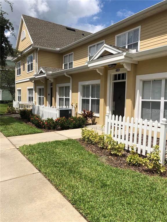 2215 San Vittorino Circle #106, Kissimmee, FL 34741 (MLS #S5039755) :: The Light Team