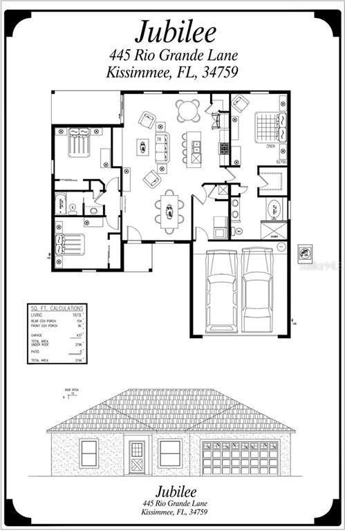 445 Rio Grande Lane, Kissimmee, FL 34759 (MLS #S5039957) :: Bustamante Real Estate
