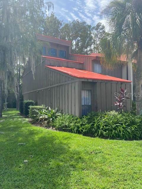 5300 Jasmine Creek Lane #1302, Orlando, FL 32811 (MLS #S5040286) :: The Duncan Duo Team