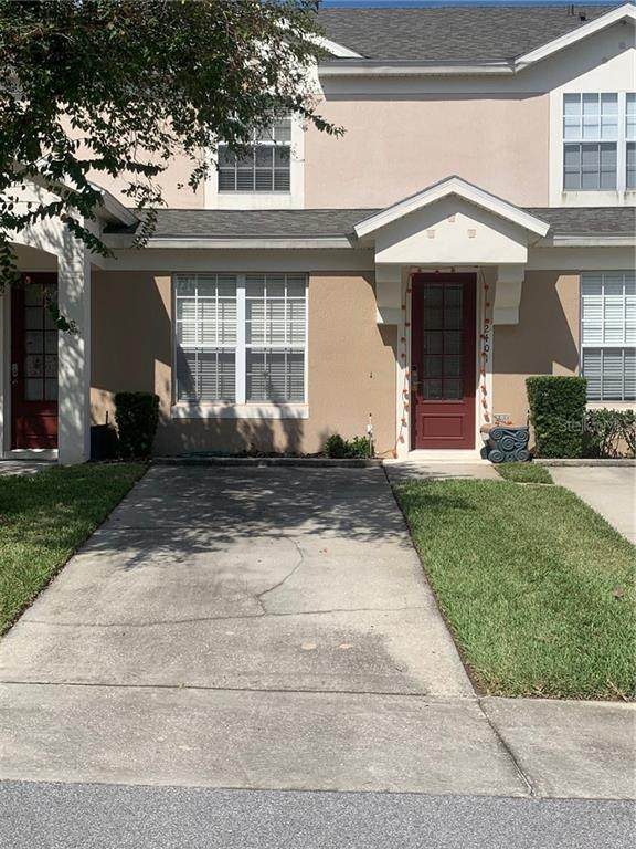 2401 Silver Palm Drive, Kissimmee, FL 34747 (MLS #S5041010) :: Bridge Realty Group