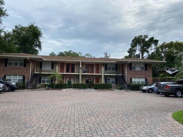 719 Mount Vernon Street #3, Orlando, FL 32803 (MLS #S5041418) :: Frankenstein Home Team