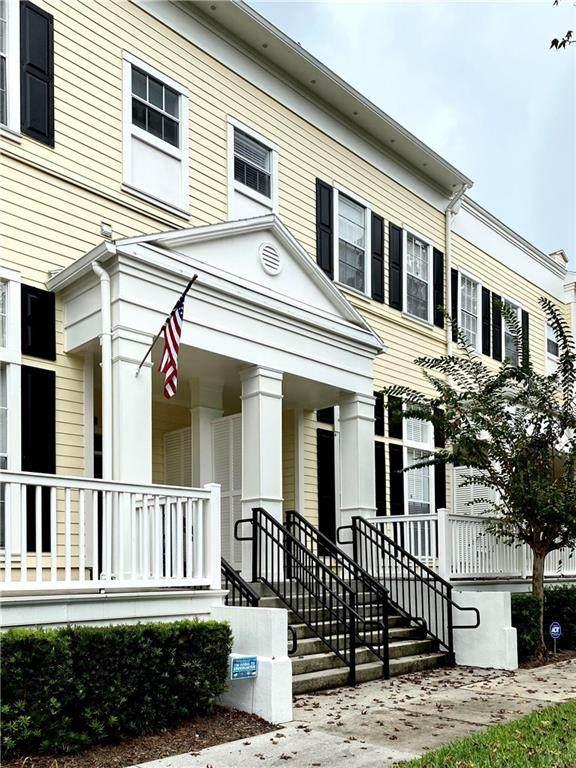 585 Campus Street, Celebration, FL 34747 (MLS #S5041642) :: Team Bohannon Keller Williams, Tampa Properties