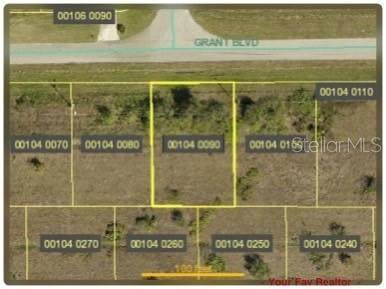 432 Grant Boulevard, Lehigh Acres, FL 33974 (MLS #S5041656) :: EXIT King Realty